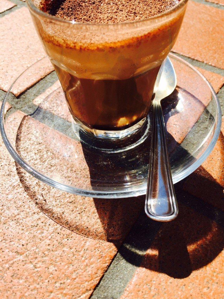 Espresso met cacao foodblog Foodinista