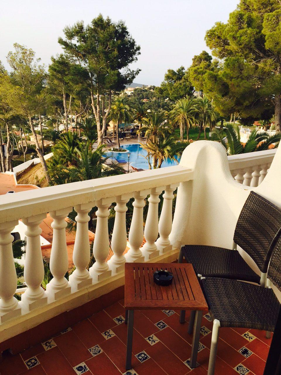 Hotel Maritim hotel Galatzo Getest op Mallorca in Paguero blogger Foodinista