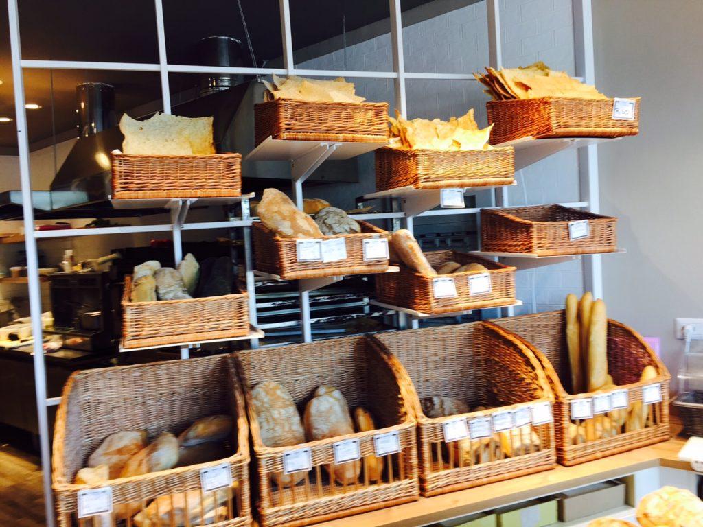 Vers Italiaans brood bij Savini in Florence foodie in Florence de tips van Foodblog Foodinista