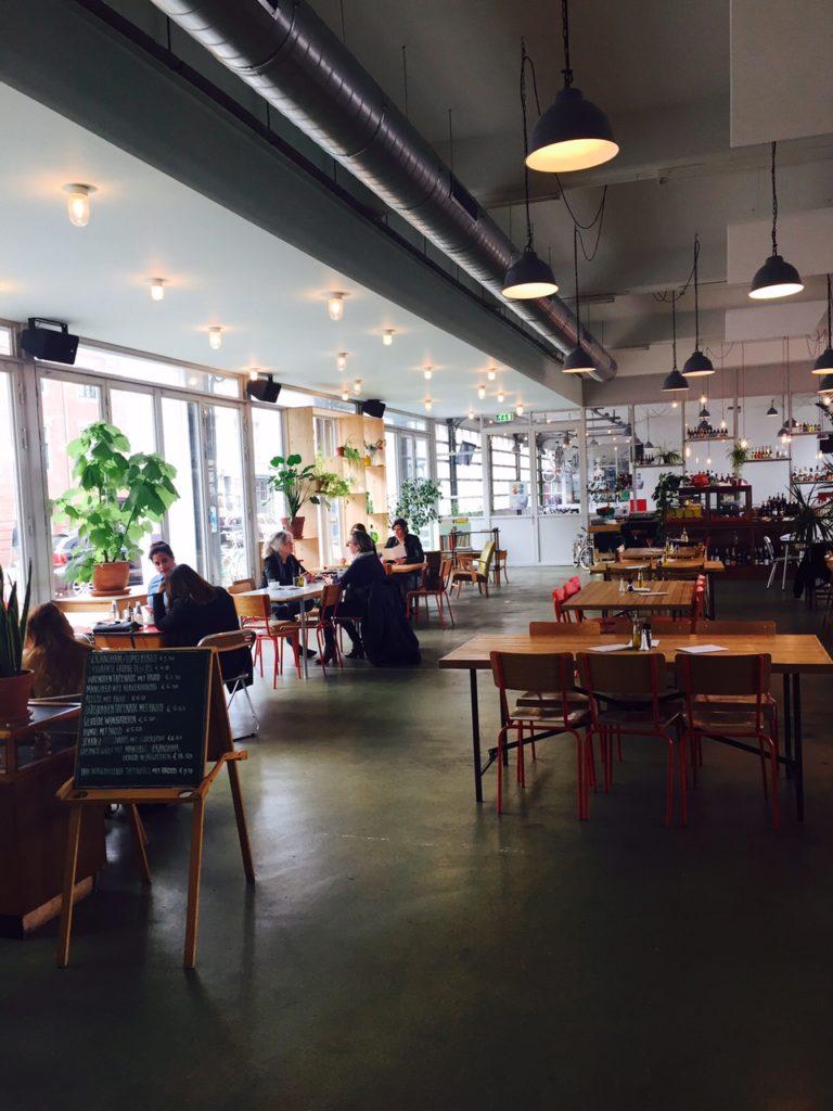 Restaurant tips in Maastricht Muntlimonade bij de Brandweerkazerne en flexwerken