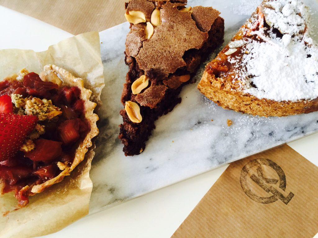 April eetdagboek dessert Kunstlokaal maastricht