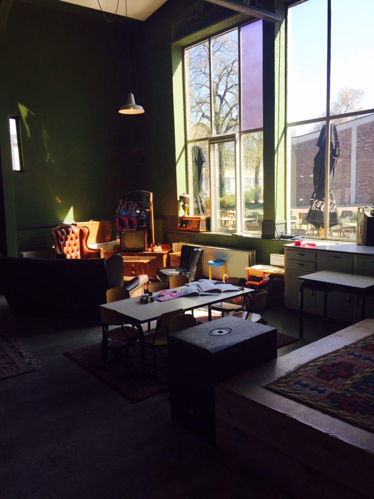 Restaurant tips in Maastricht Spelen bij de kidsproof Tappijnkazerne