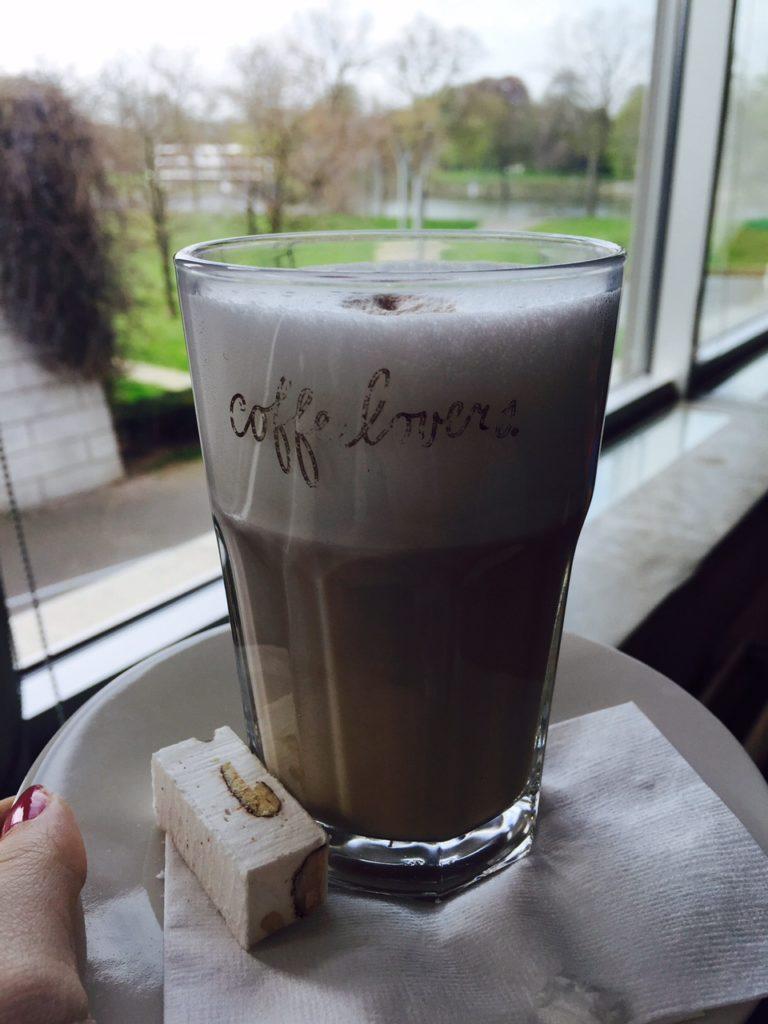 Restaurant tips in Maastricht Coffeelovers 1992
