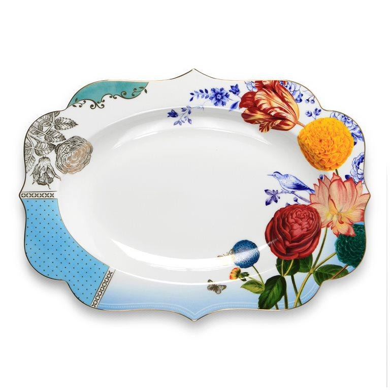 Borden voor vis zomers brod Pip Royal collectie cadeautips foodblog Foodinista