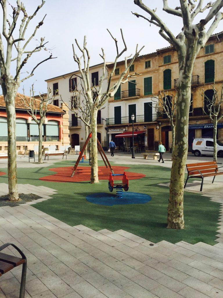 Tips op Mallorca het mooie stadje Llucmajor voor het andere Mallorca
