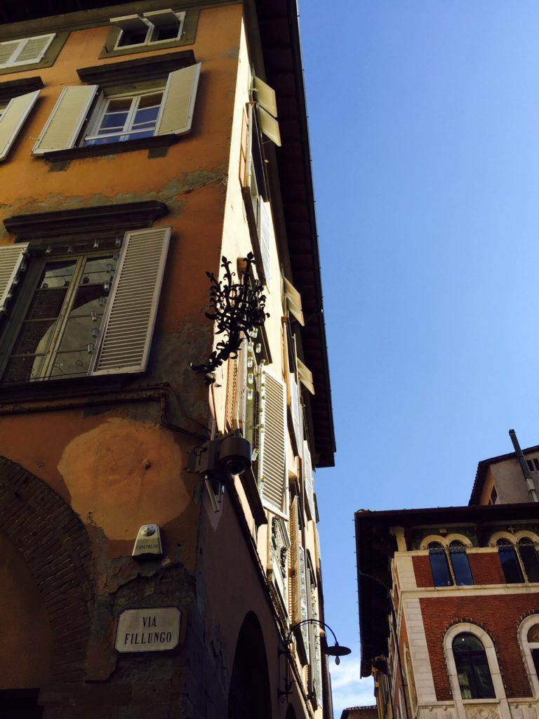 Dagje in Lucca mooie straatjes reistips