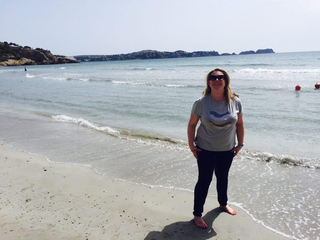 April Eetdagboek genieten op Mallorca