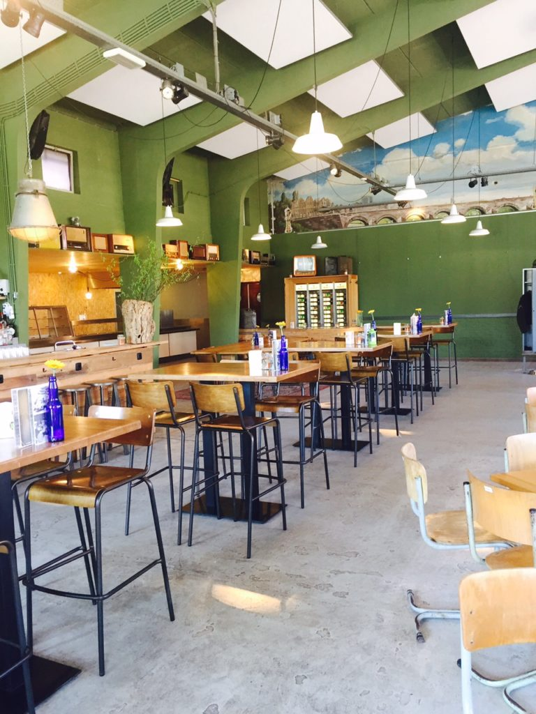 Restaurant tips in Maastricht Tappijnkazerne
