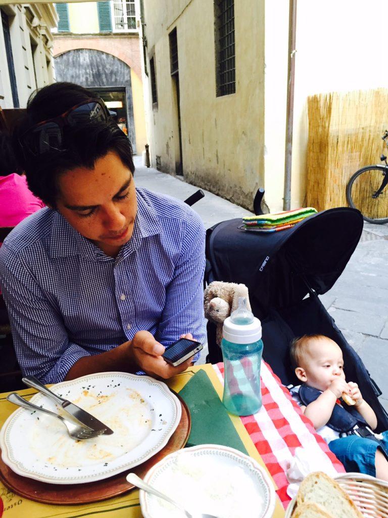 Dagje in Lucca Lunchen bij mijn favoriete restaurantje tips van foodblog Foodinista