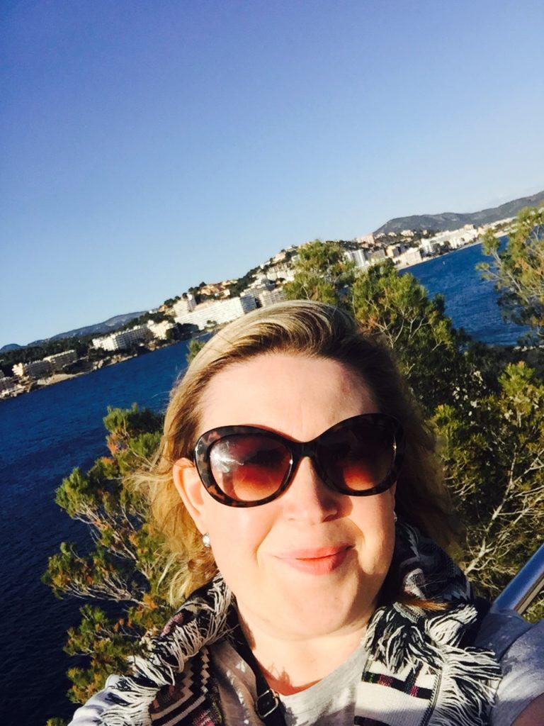 Tips op Mallorca uitzicht over de baai van Santa Ponsa