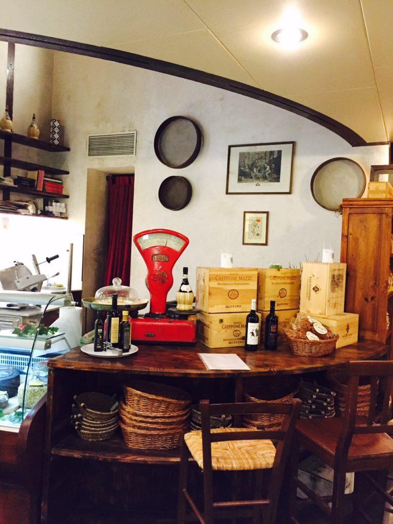 Dagje in Lucca Shoppen bij schattige winkeltjes