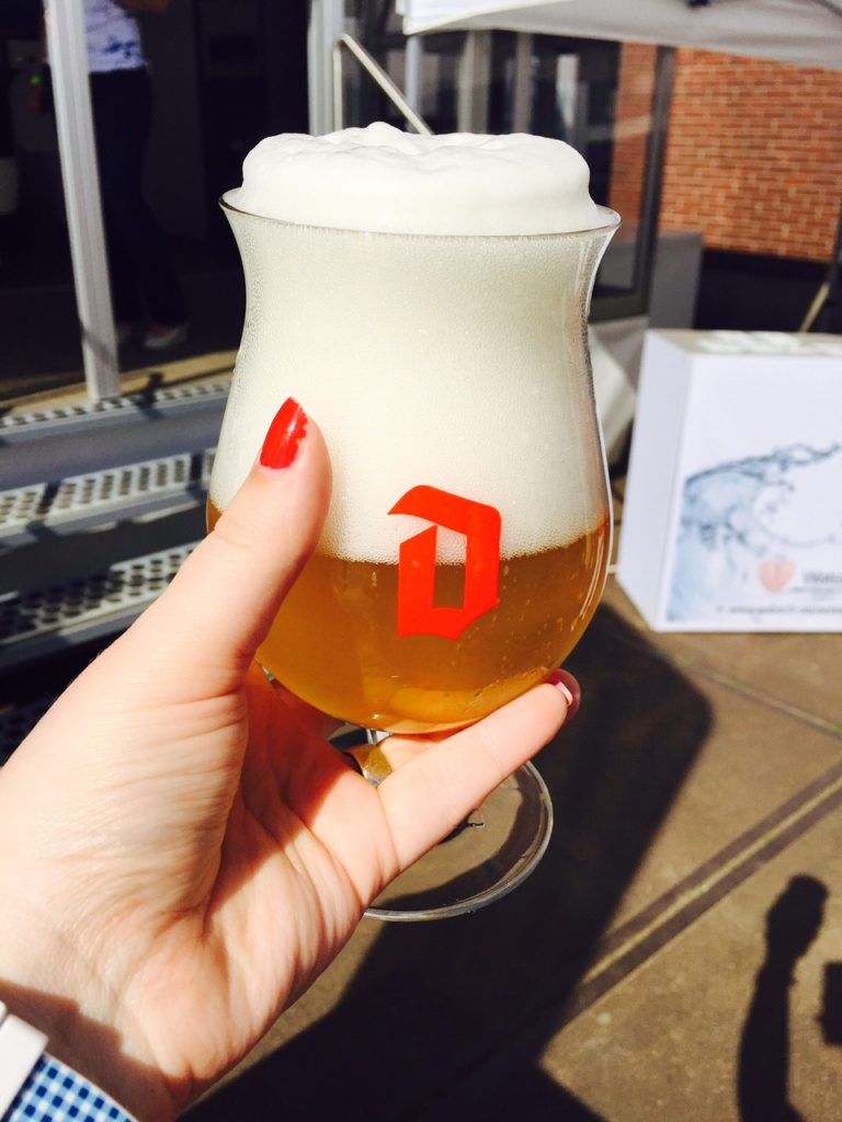 Nieuwe glazen duvel op Antwerpen Proeft