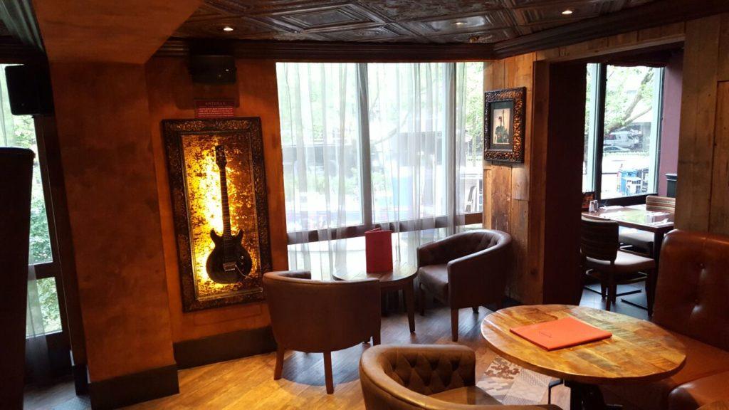 Bar Hard Rock Cafe Amsterdam