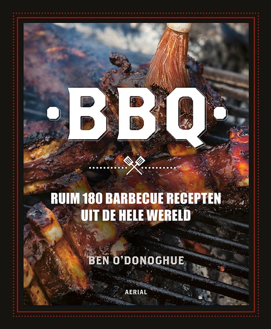 Review kookboek BBQ Favoriet van Foodblog Foodinista