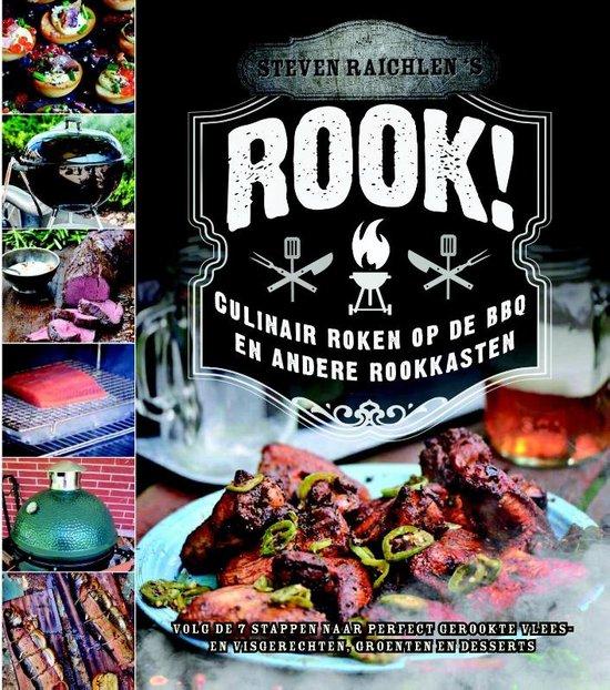 Kookboeken tips voor de barbecue Rook
