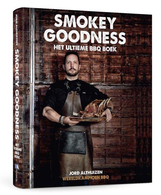 Favoriete kookboeken voor de barbecue chef Smokey goodnesse barbecue bijbel