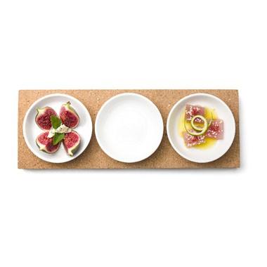 Amuseplankje met bordje voor tapas shoptips van foodblog Foodinista