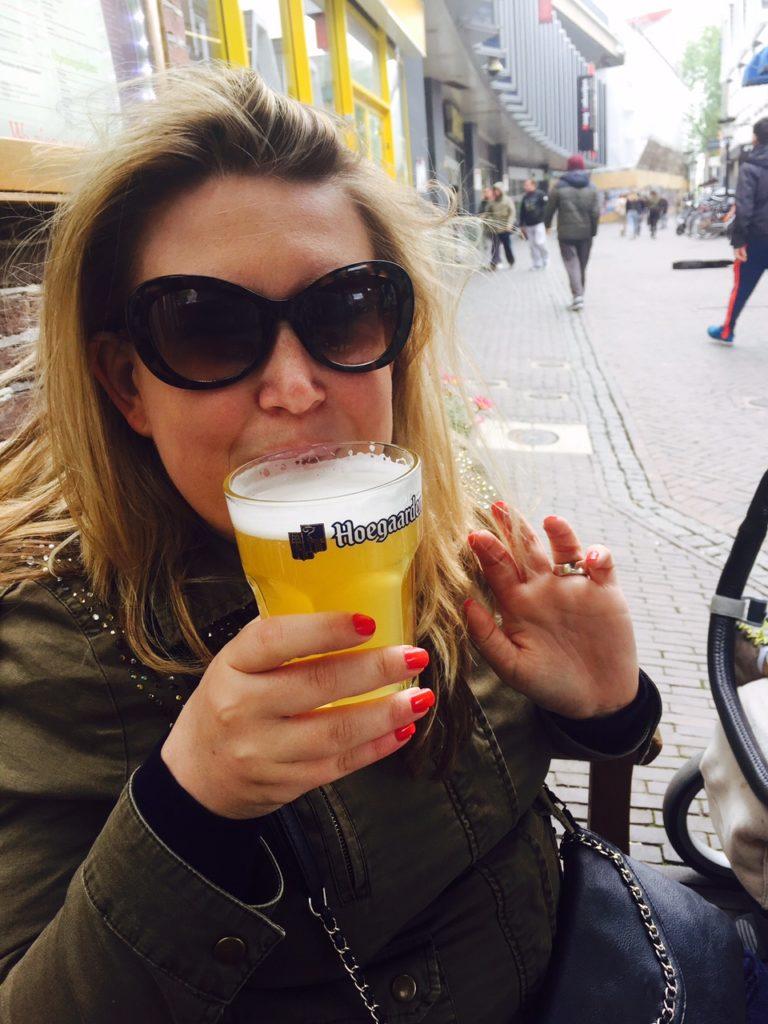 Biertje bij Olivier in Utrecht