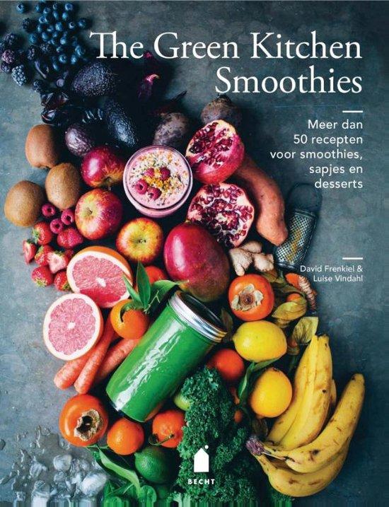 The Green Kitchen Smoothies Nieuwe kookboeken met veel groente en fruit foodblog Foodinista