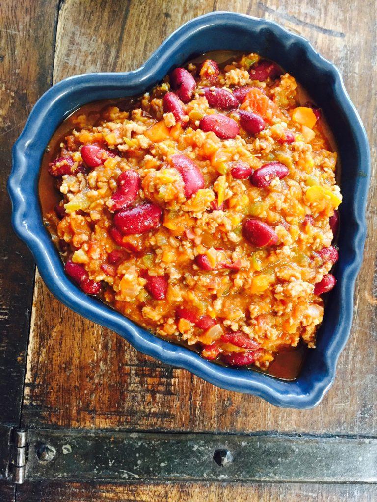 Koken met cola chili con carne recept foodblog Foodinista