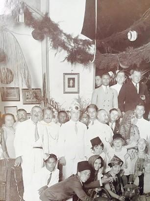 Indonesische familiegeschiedenis een istori Kita familie in Indonesië 1930