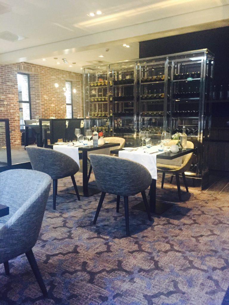 Kingstreet restaurant bilderberg de Keizerskroon foodblog Foodinista