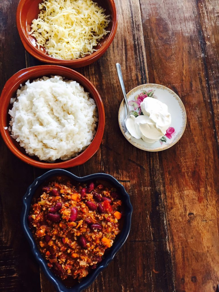Chili con carne met cola recept foodblog Foodinista