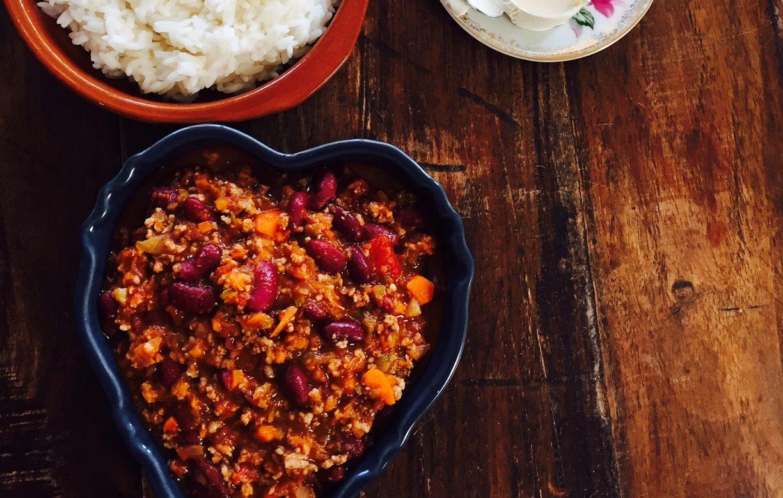 Chili con carne met coca cola recept foodblog Foodinista