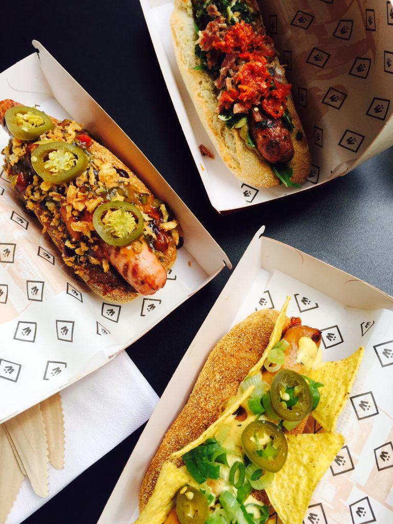 Haute hotdogs in leuven