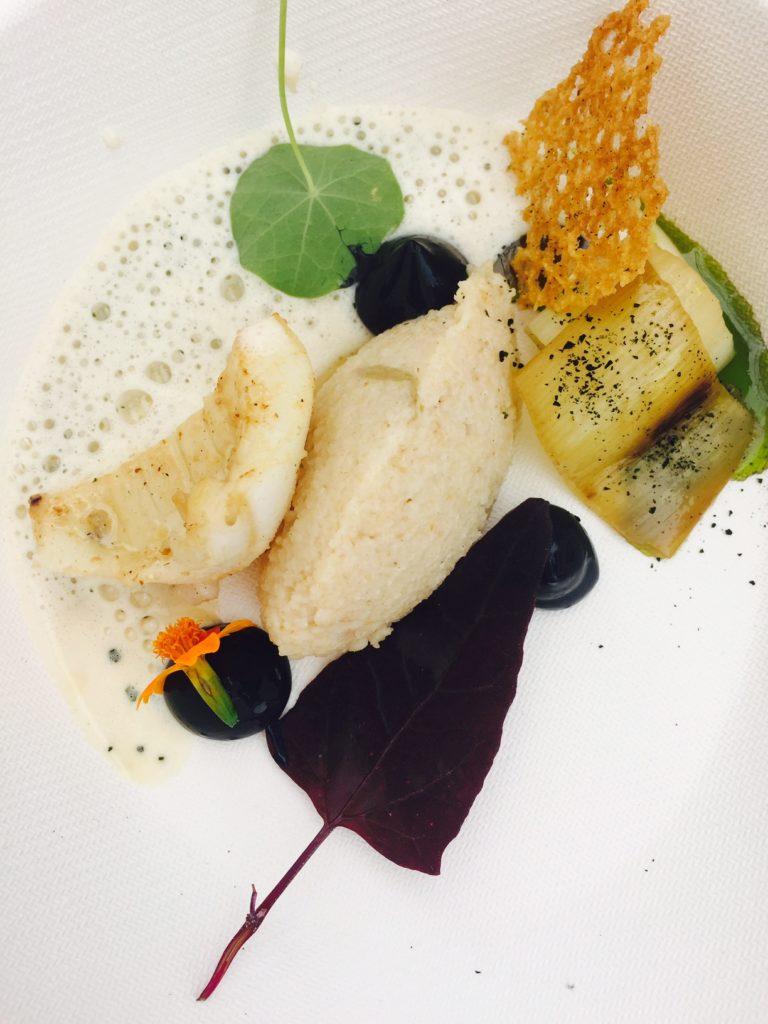 Bereidingen van inktvis bij Hapje Tapje Festival in leuven Foodie In Leuven Foodblog Foodinista