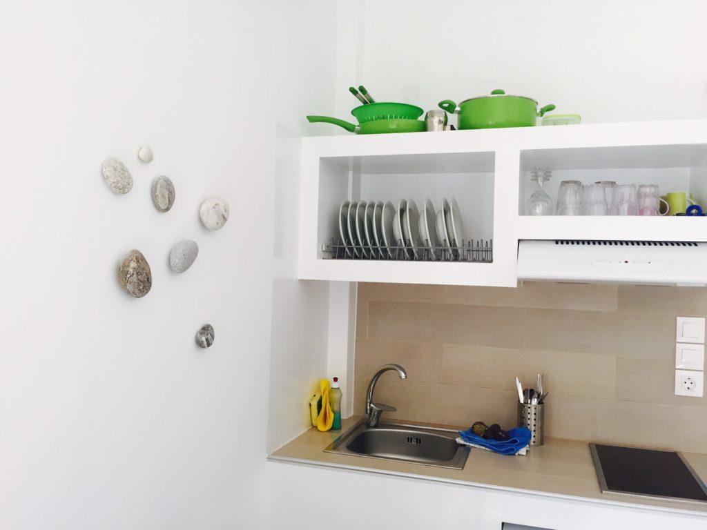 Compleet ingerichte keuken colosseo start appartement