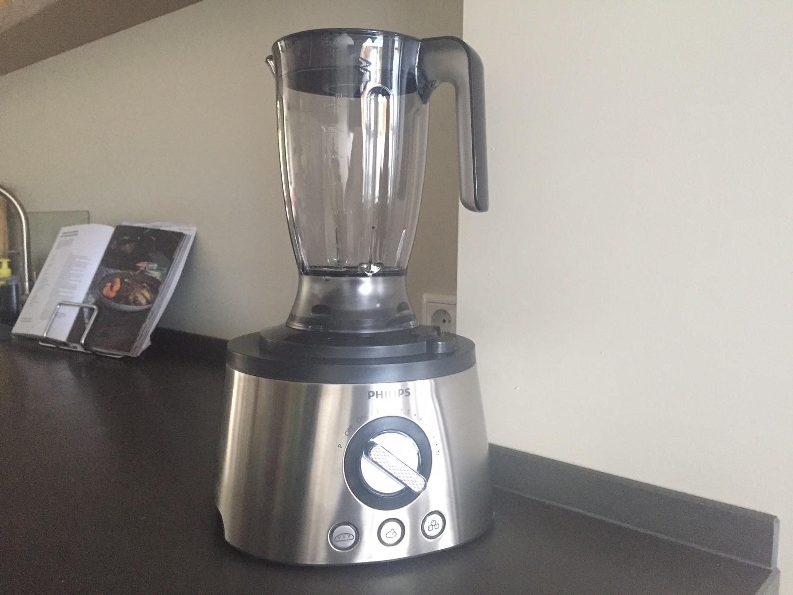 Nieuwe keukenmachine unboxed Foodblog Foodinista