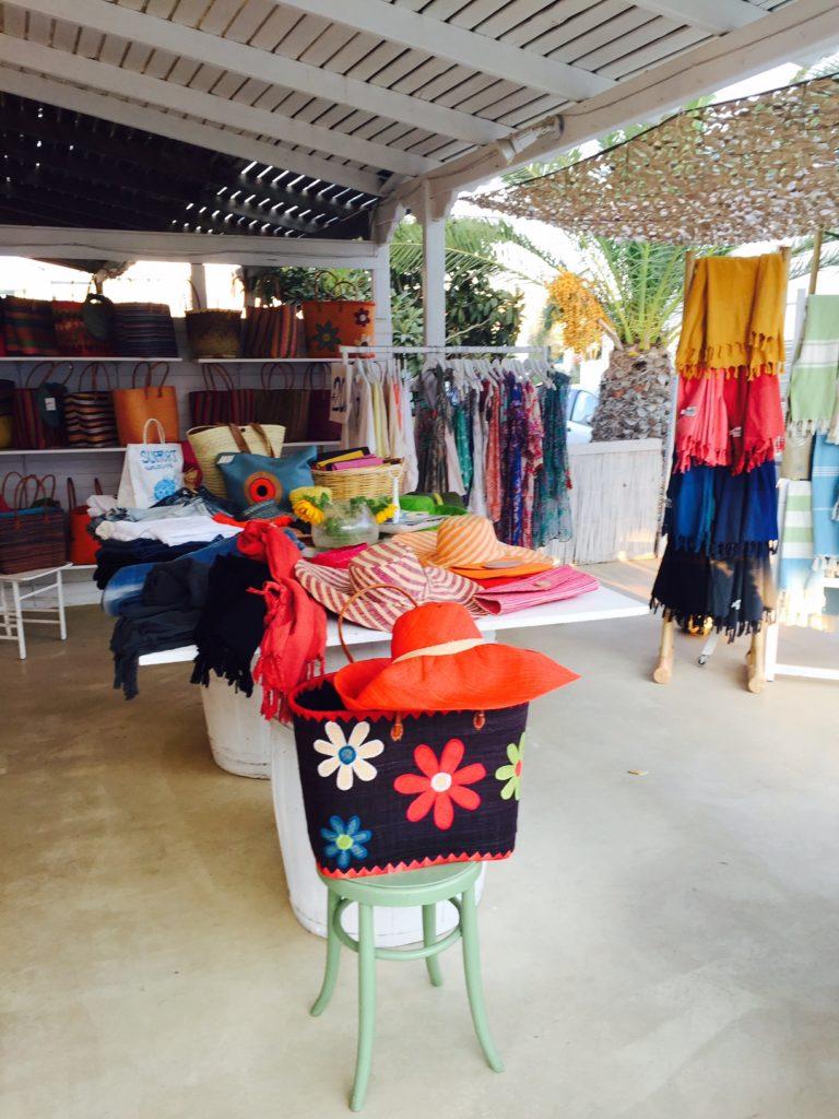 Shoppen in Agios Naxos Foodblog Foodinista