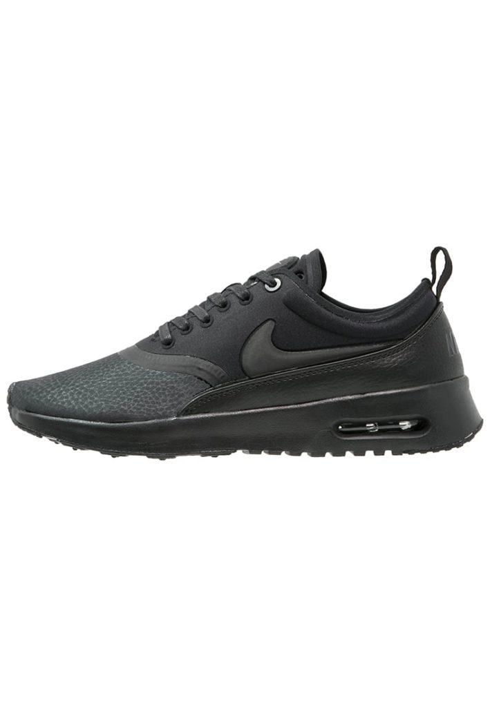 Zwarte Nike Air Max favoriete sneakers blogger foodinista