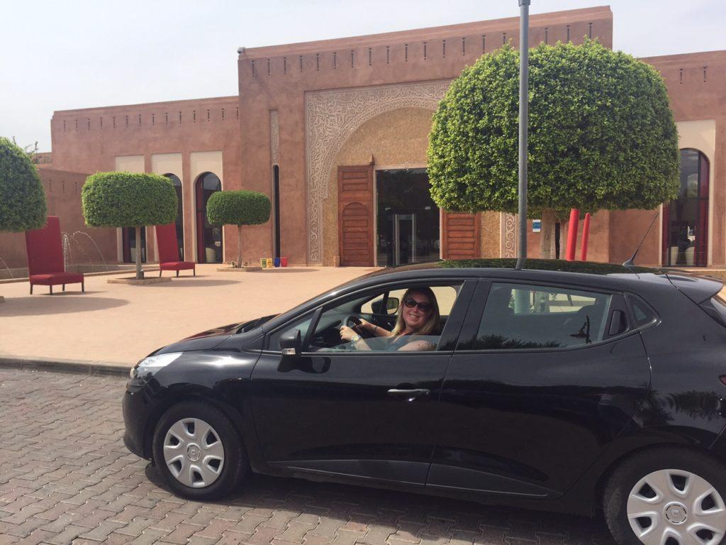 Roadtrip start door Marokko blogger Foodinista op reis