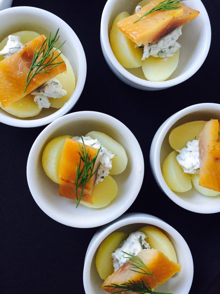 Haring aardappelsalade foodpairing met bier workshop foodblog Foodinista