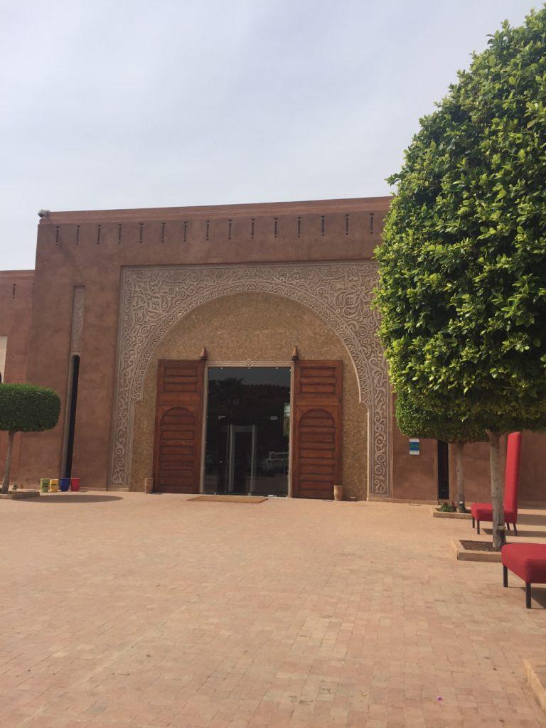 Entree Kenzi Club Agdal Medina Marokko kidsproof Reizen
