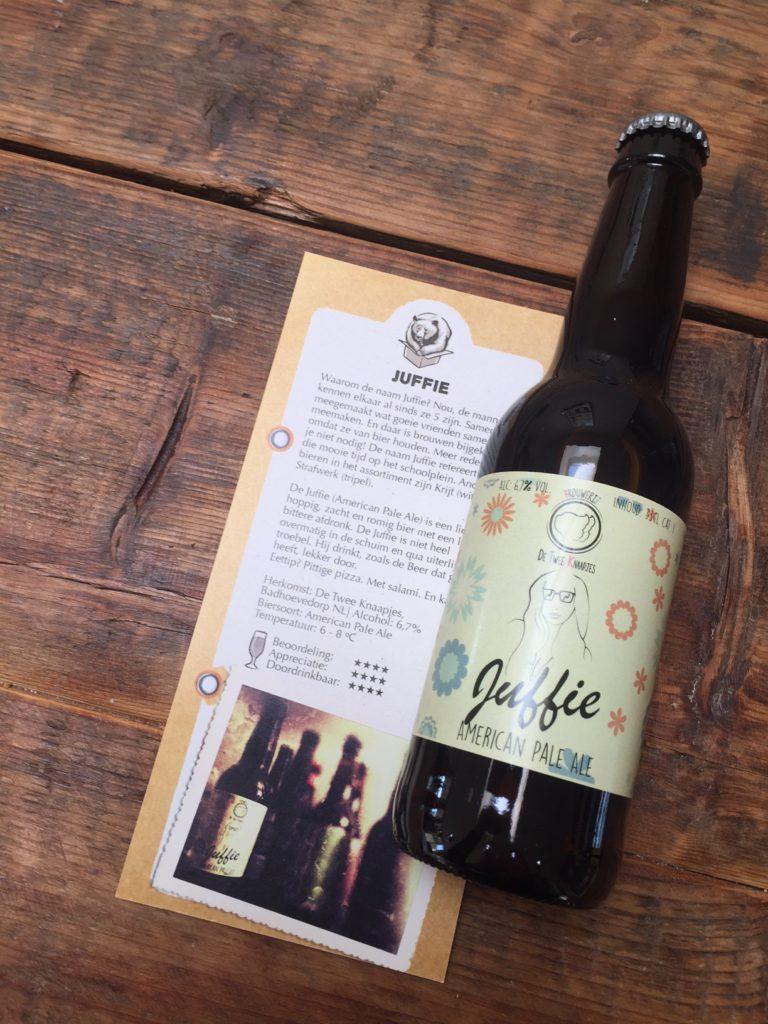 Beer in a box Juffie tip van foodblog Foodinista