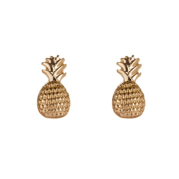sinterklaas cadeautjes voor foodies pineapple oorbellen foodblog Foodinista