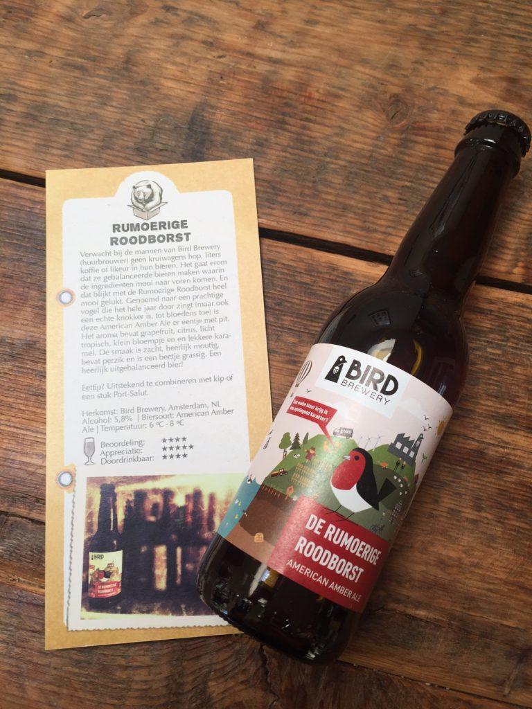 Beer in a box Rumoerige roodborst tip van foodblog Foodinista