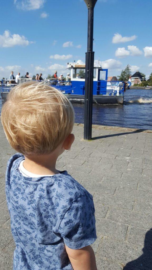Pontjes Alde Feanen fantastisch voor kinderen foodie in Friesland