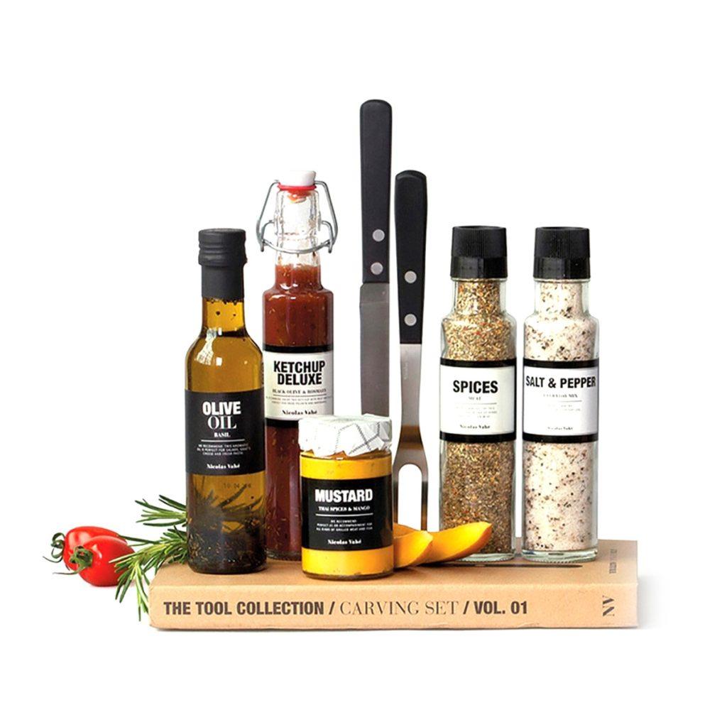 Heerlijke kerstcadeautjes tips barbecue pakket Foodblog Foodinista
