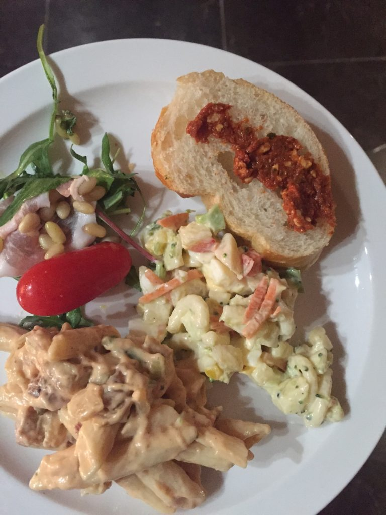buffet voor een feestje van De Buffettenboer tip van foodblog Foodinista
