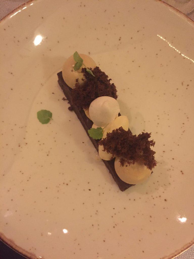 sherryproeverij bij Restaurant De Voorkamer Udenhout Brabant dessert Foodblog Foodinista