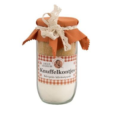 Sinterklaascadeautjes onder vijf Euro bitterkoekjes mix Foodblog Foodinista