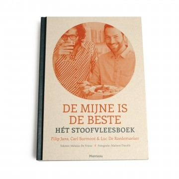 Kookboek Mijn stoofvlees is de beste review foodblog Foodinista met recept voor stoofvlees met chocolade