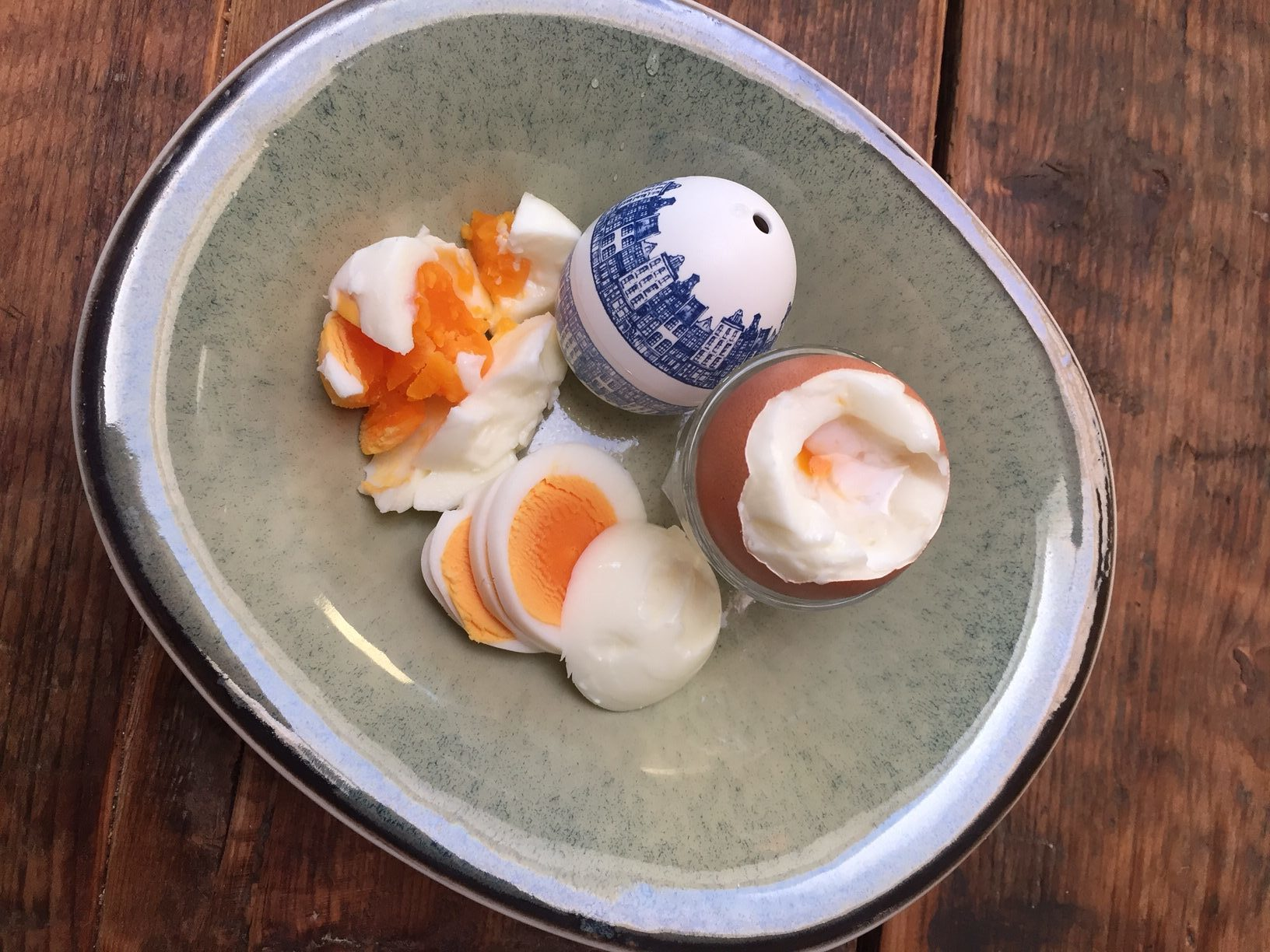 Perfecte eieren koken met het piepei winactie bij foodblog Foodinista