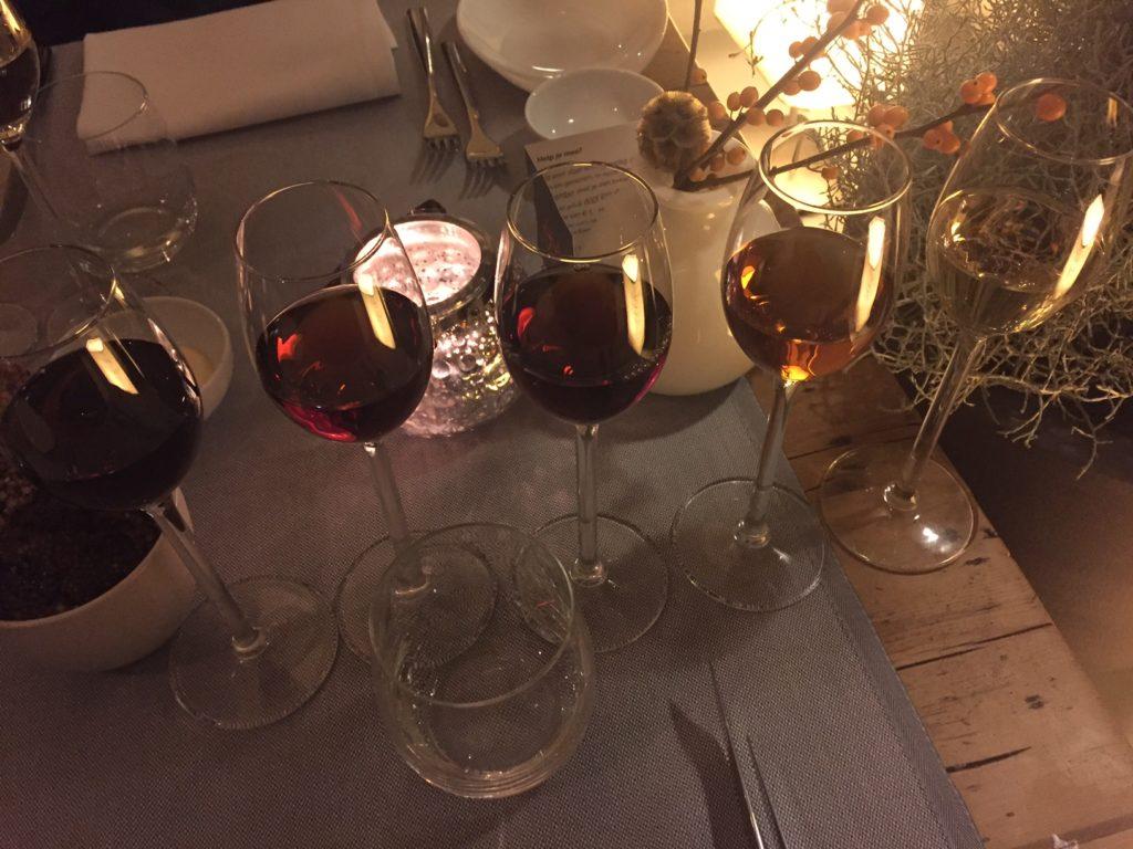 sherryproeverij bij Restaurant De Voorkamer Udenhout Brabant Foodblog Foodinista