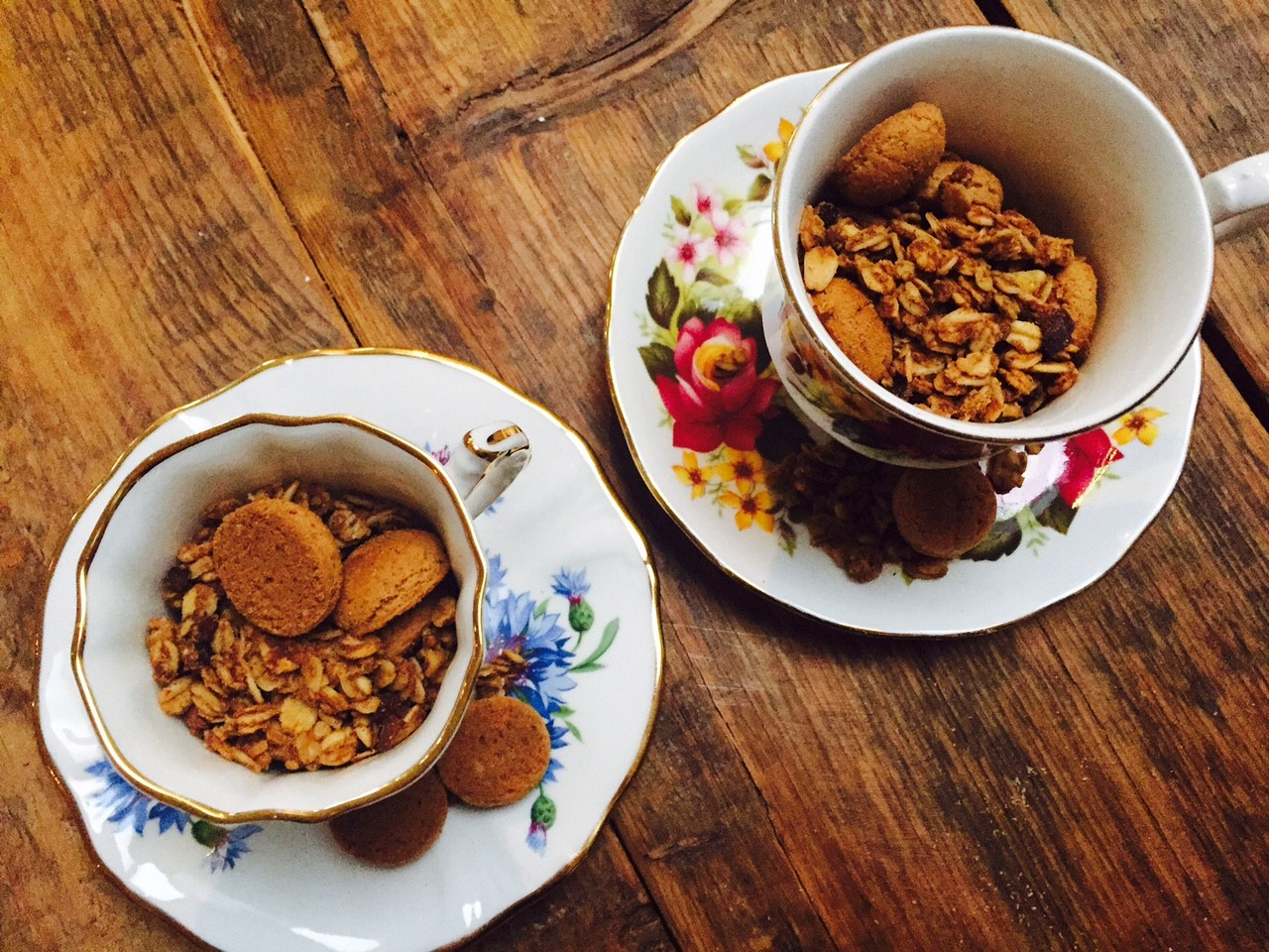 Sinterklaas Granola Recept Receptblog Foodinista