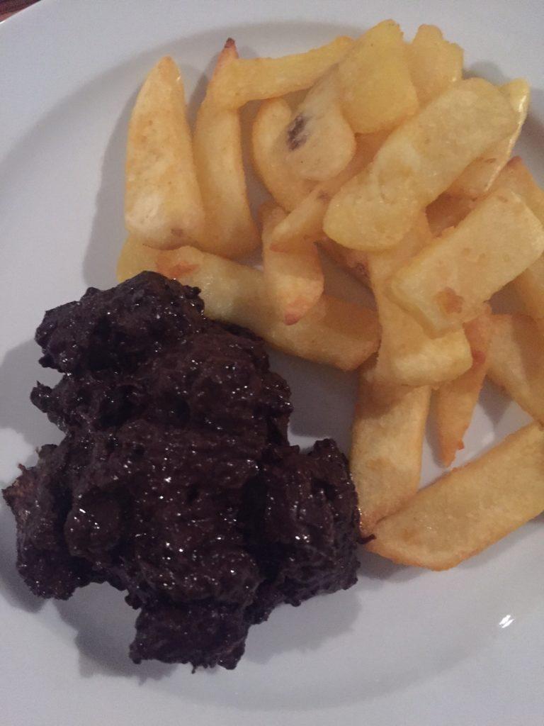 Recept voor stoofvlees met chocolade foodblog Foodinista